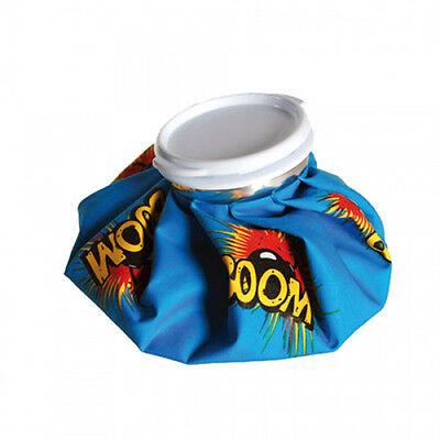 Borsa del ghiaccio in tessuto con decorazioni BOOM per ematomi circa 19 cm