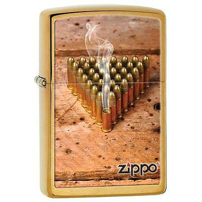 Accendino Zippo Bullet cod.28674 ACCENDINO ZIPPO PROIETTILI