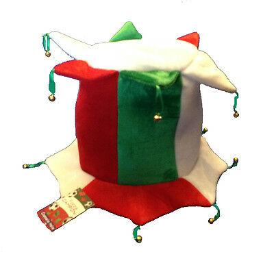 Cappello a cilindro ITALIA per europei 2016 100% poliestere