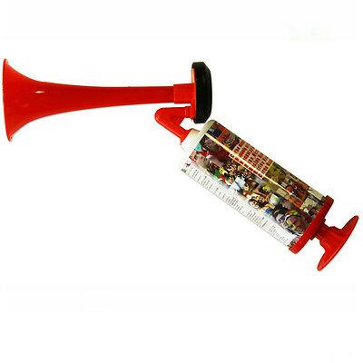 Tromba manuale da stadio ad aria  corno a mano con pompa per eventi sporTIVI