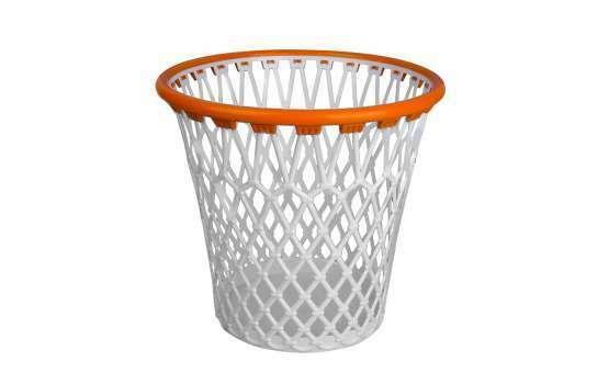 Cestino getta carte sport canestro basket  jordan cameretta bambino/ufficio 30cm
