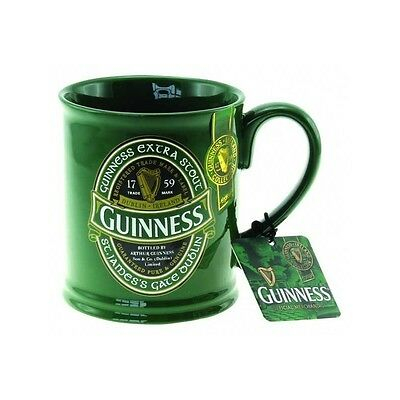 Boccale mug Guinness green