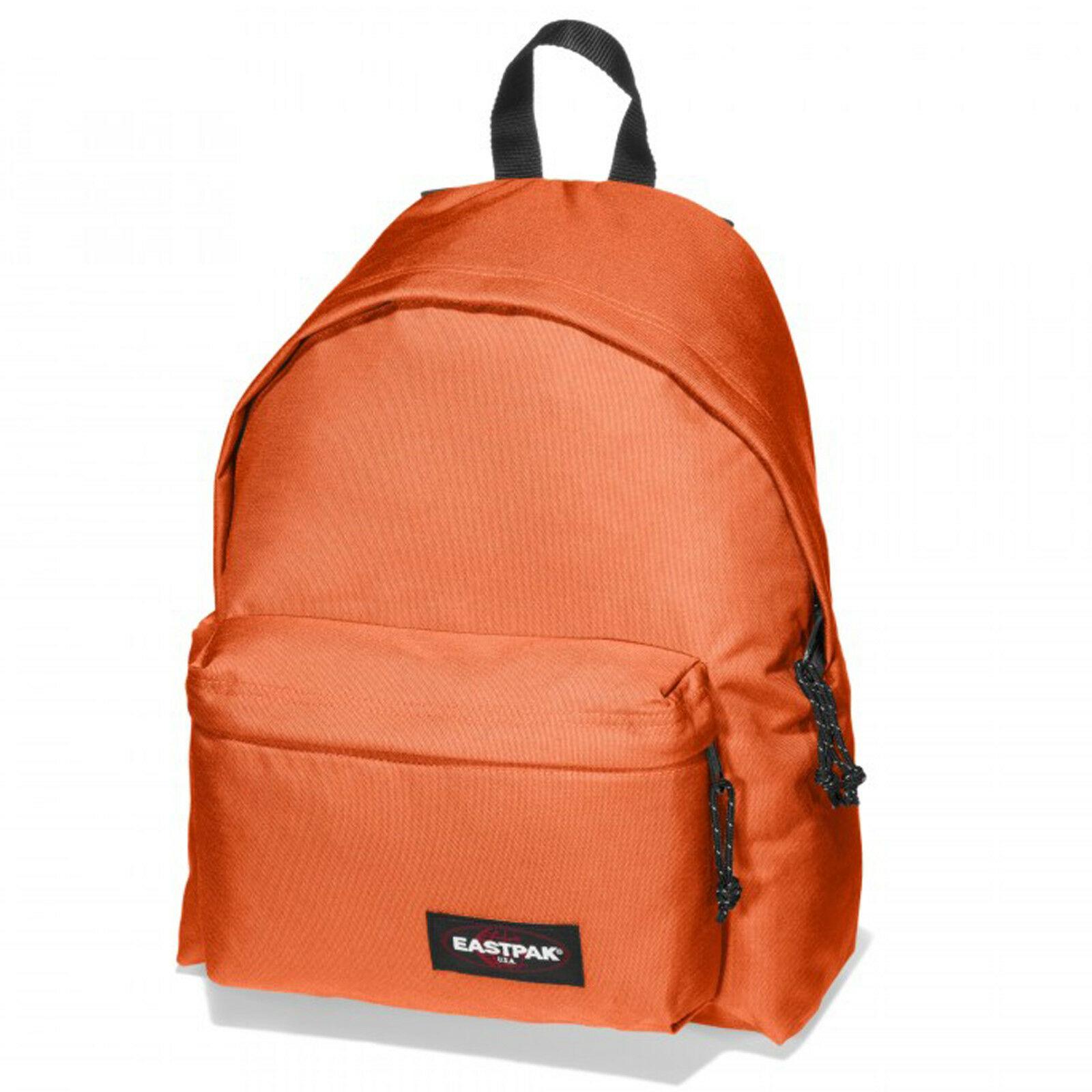 Zaino EASTPAK 24 L arancione padded PAK'R IT'S ORANGE impermeabilizzato
