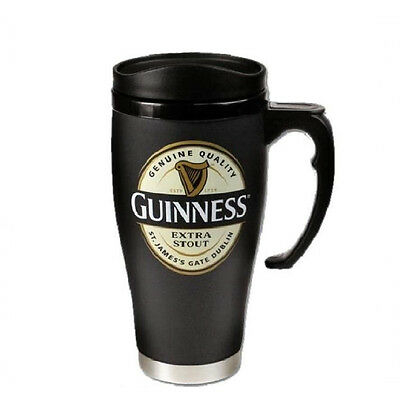 Tazza termica Guinness grande mug travel