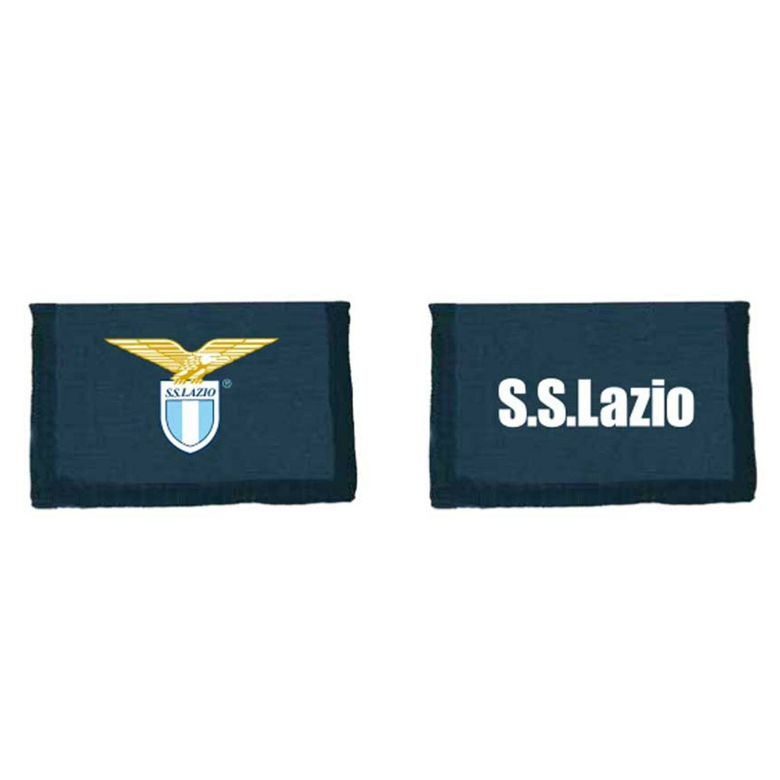 portafoglio LAZIO prodotto ufficiale in cordura stampato con il crest logo