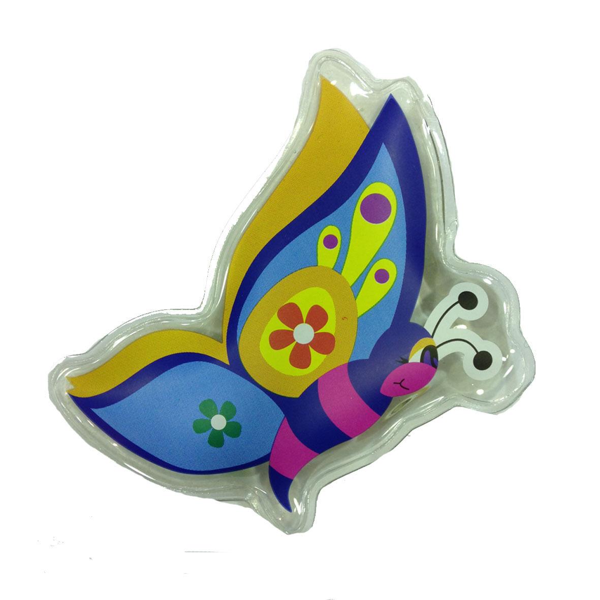 Scaldamani farfalla portatile autoriscaldante e riutilizzabile idea regalo