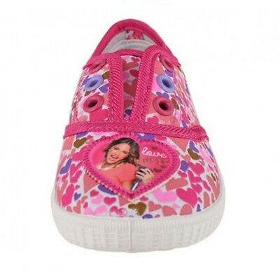 VIOLETTA scarpe di tela da infilare multicolor varie misure da bambina