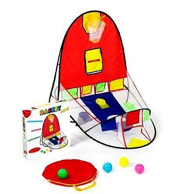 Basket DAL NEGRO custodia con zip cm80*120*105 con 4 palline colorate