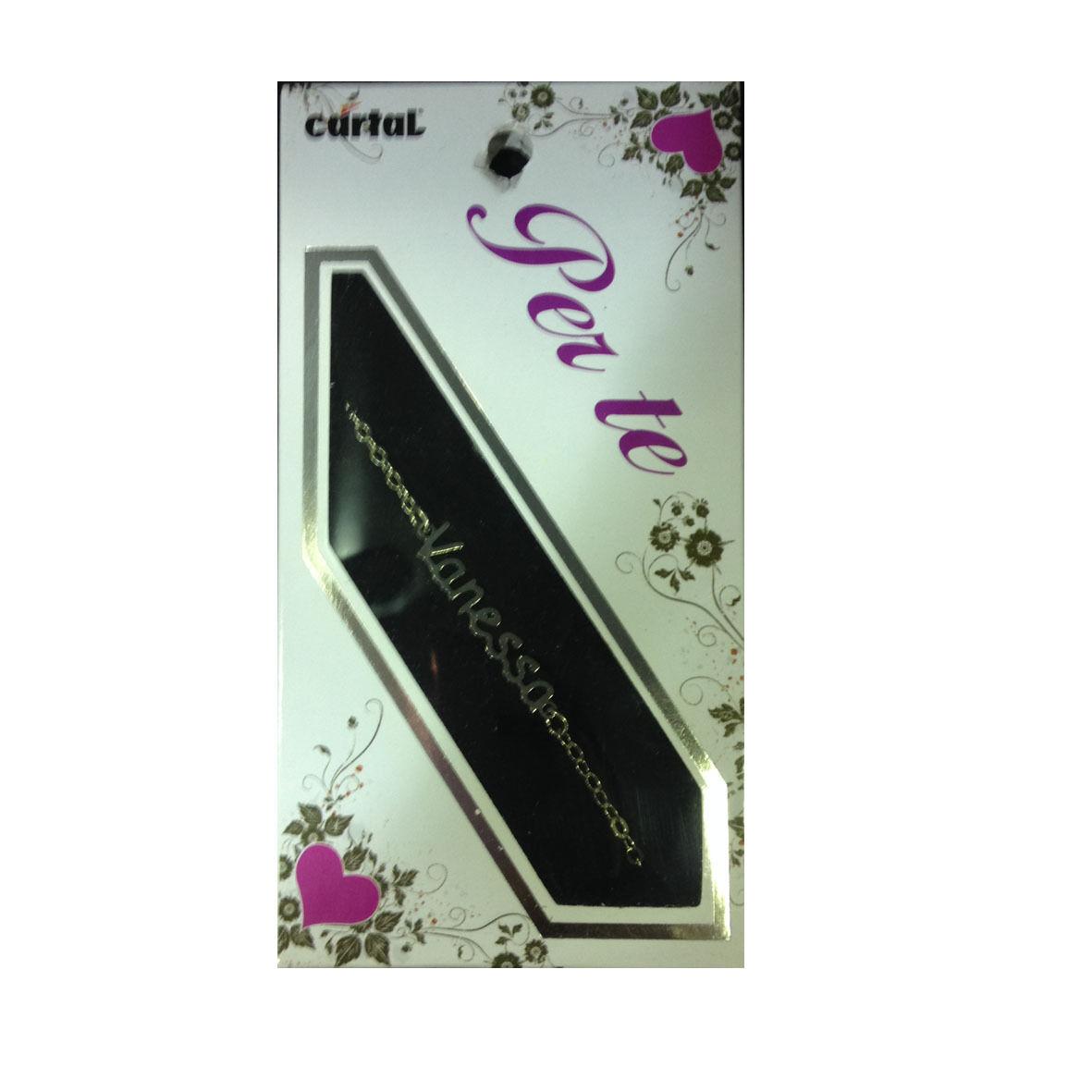 PER TE braccialetto con nome VANESSA idea regalo femminile ed elegant