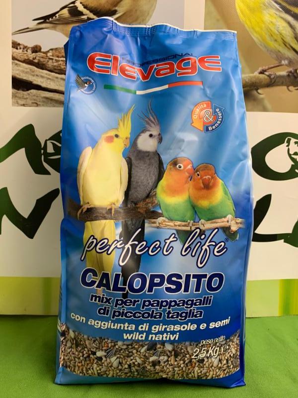 CALOPSITO con girasole conf.2,5kg