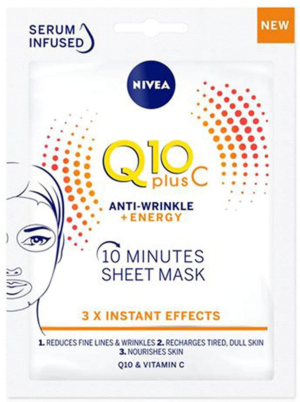 Maschera Q10 Nivea