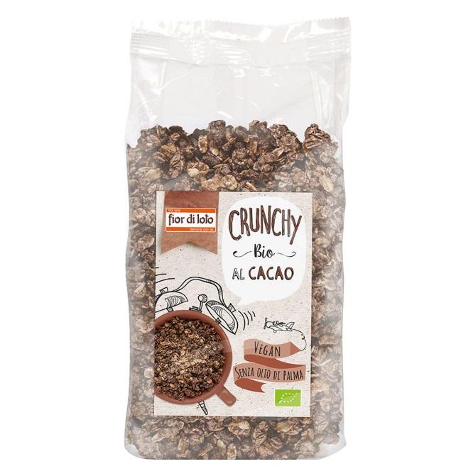 Crunchy al cacao