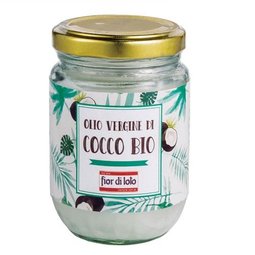Olio vergine di cocco