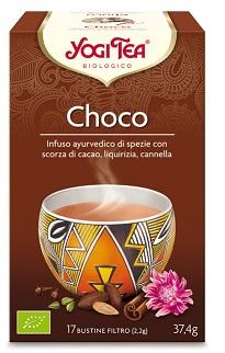 Yogi tea choco tè