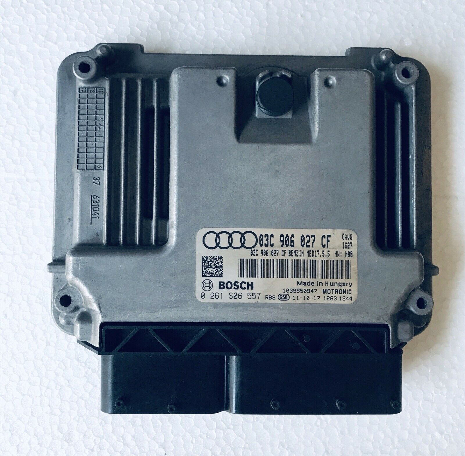 centralina motore Audi A1 1.4 Benzina Codice 03C906027CF Anno 2012 Originale