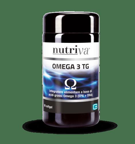 Nutriva Omega 3 90 Softgel