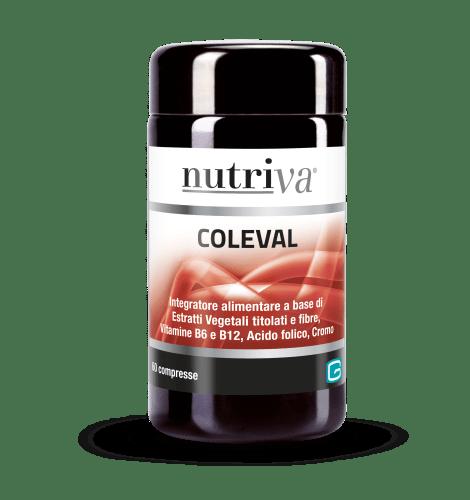 Nutriva Coleval 60 Compresse
