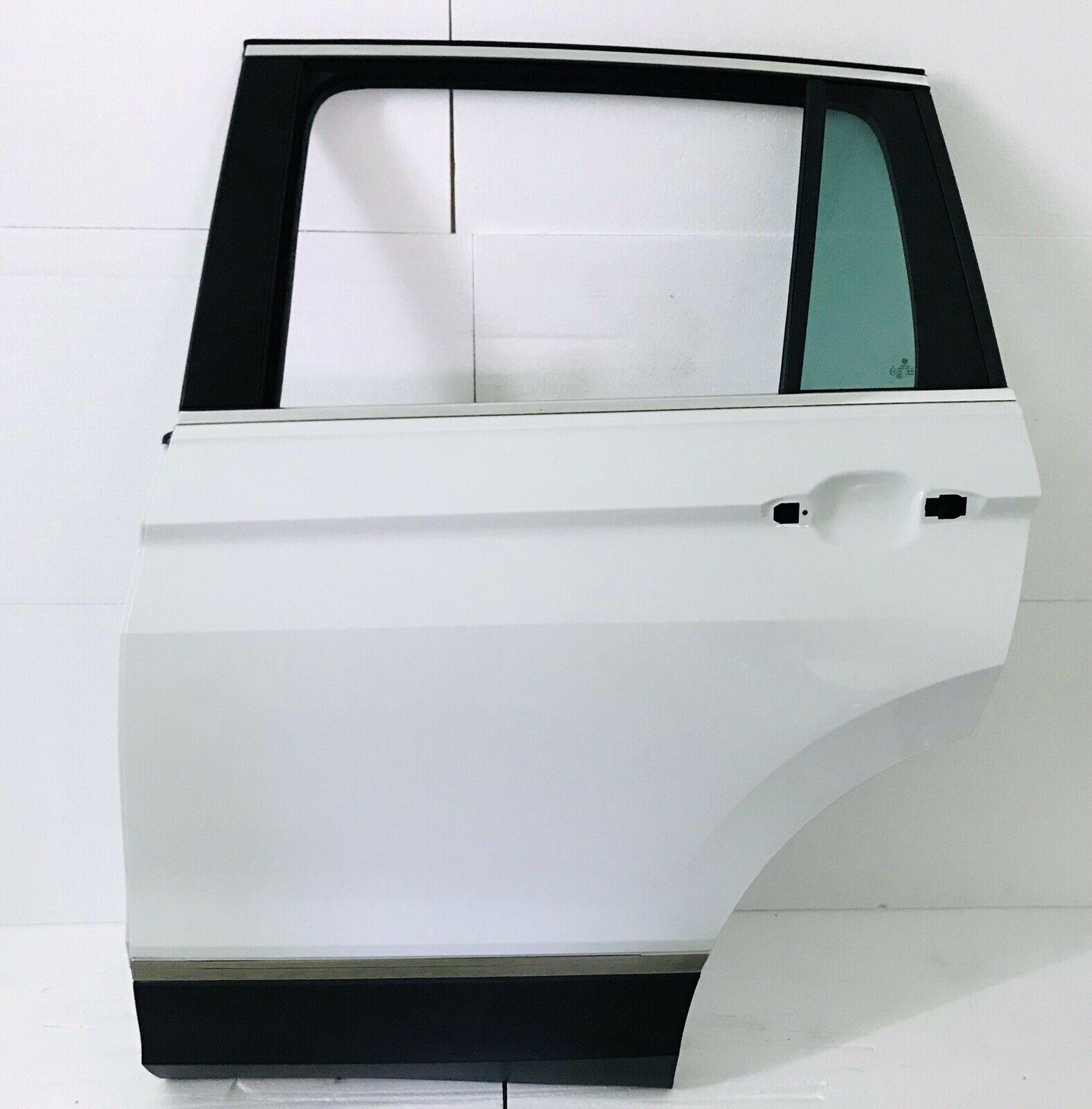 Porta Portiera Sportello Posteriore SX Volkswagen Tiguan Anno 2019 Originale