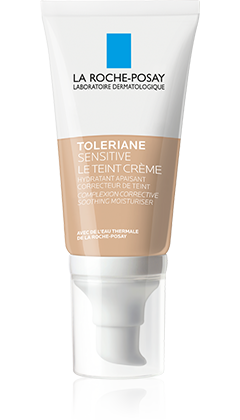 La Roche Posay Toleriane Sensitive Le Teint Crème 50 ML Colore Medio-Scuro