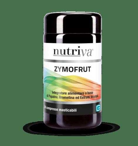 Nutriva Zymofrut 30 Compresse Masticabili