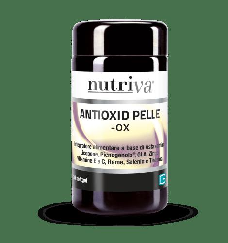 Nutriva Antiox Pelle 30 Softgel