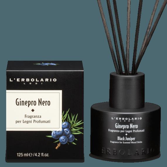 Ginepro Nero Fragranza Legni Prof. con Bastoncini 125