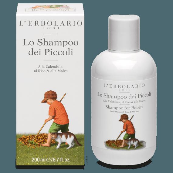 Giardino dei Piccoli Lo Shampoo 200 ml