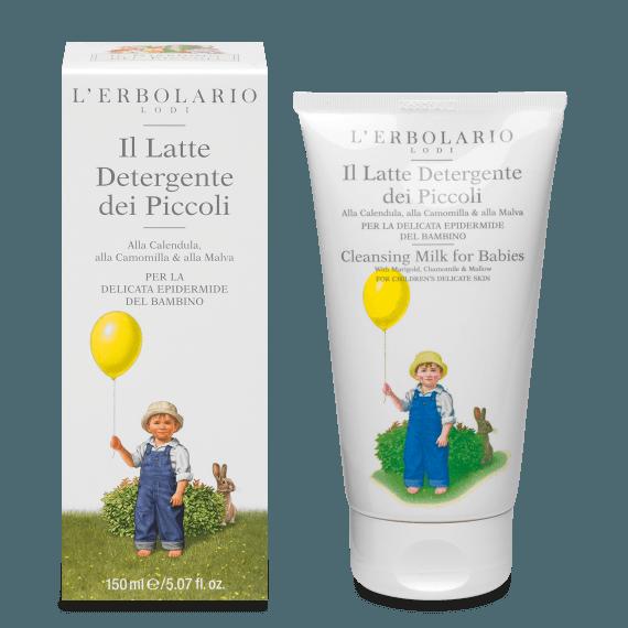 Giardino dei Piccoli Il Latte Detergente 150 ml