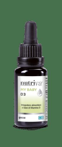 Nutriva My Baby D3 20 ML