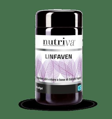 Nutriva Linfaven Compresse 30 Softgel