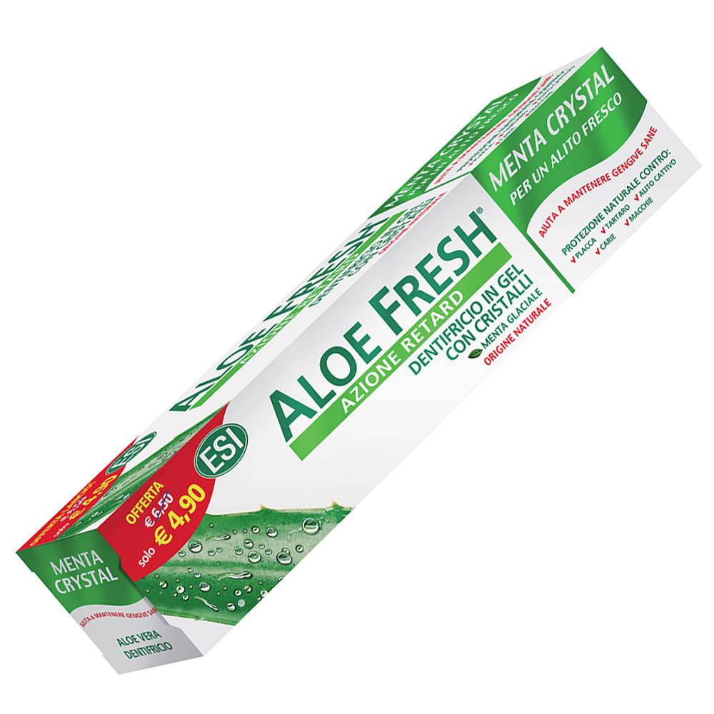 Esi Aloe Fresh Menta Crystal 100 ML