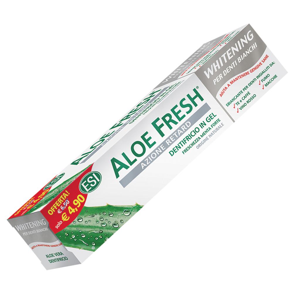 Esi Aloe Fresh Whitening 100 ML