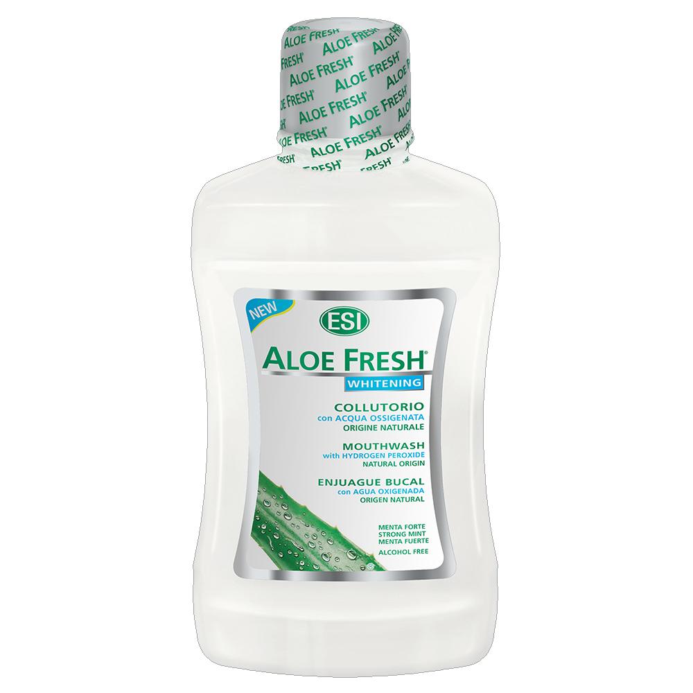 Esi Aloe Fresh Collutorio Whitening 500 ML