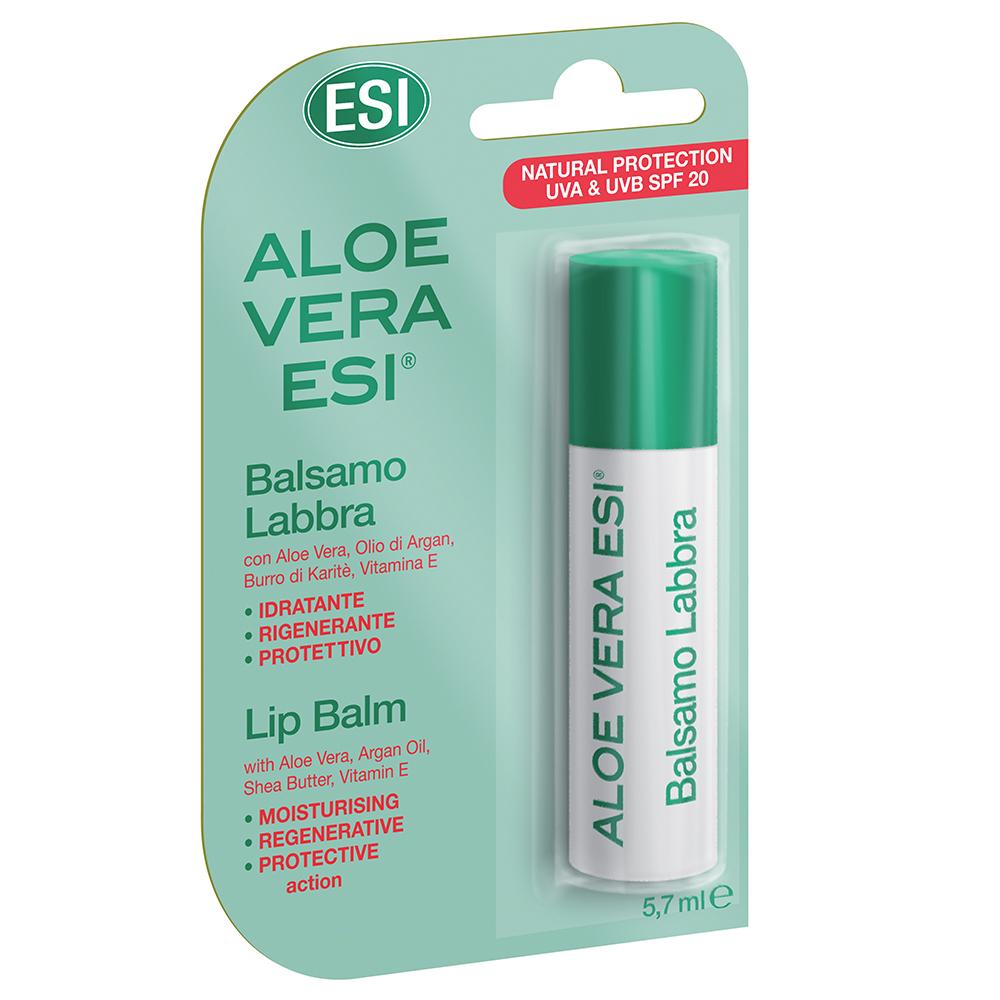 Esi Aloe Vera Balsamo Labbra 5,7 ML