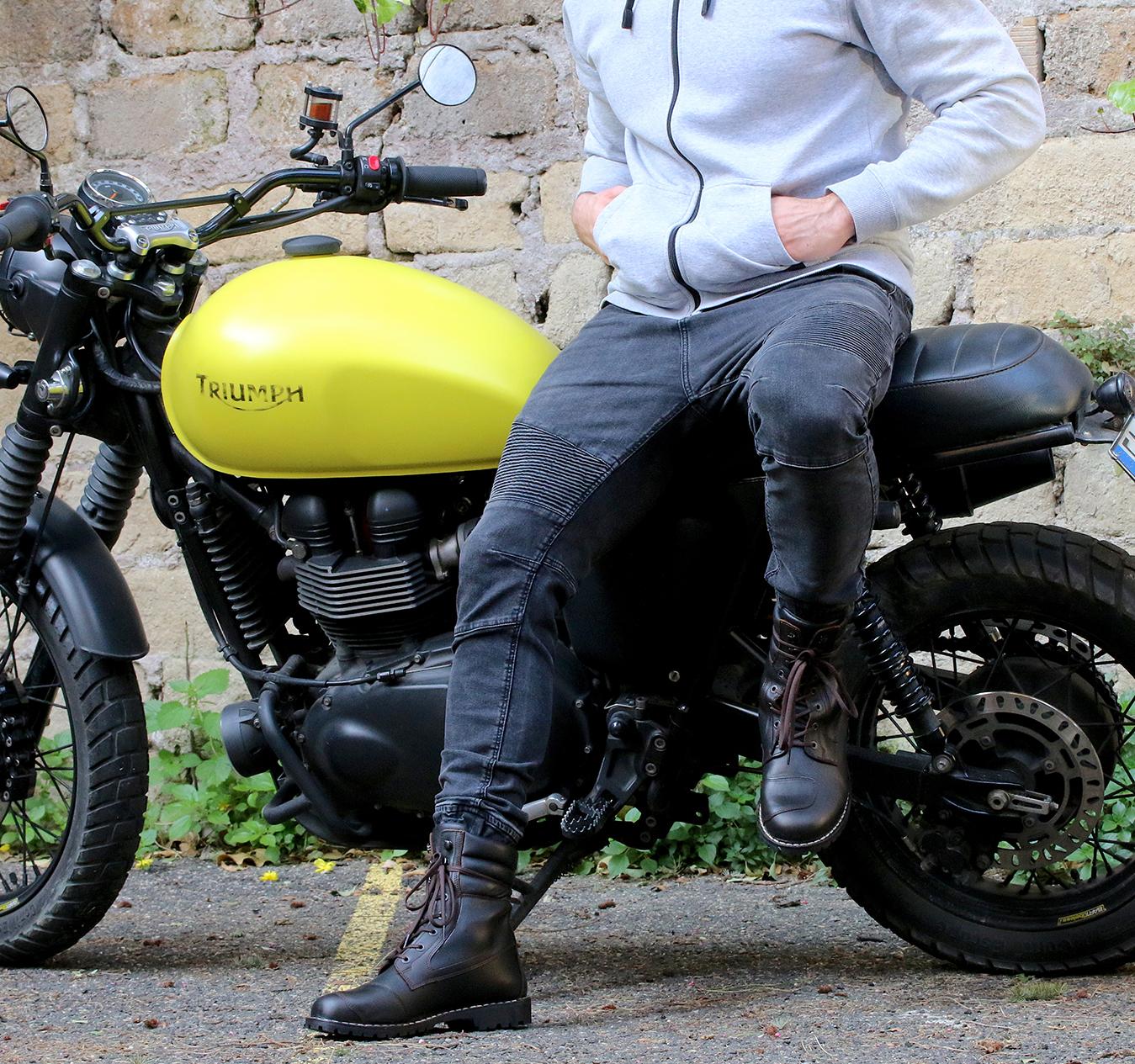 Come indossare gli stivali da moto: suggerimenti per gli uomini.