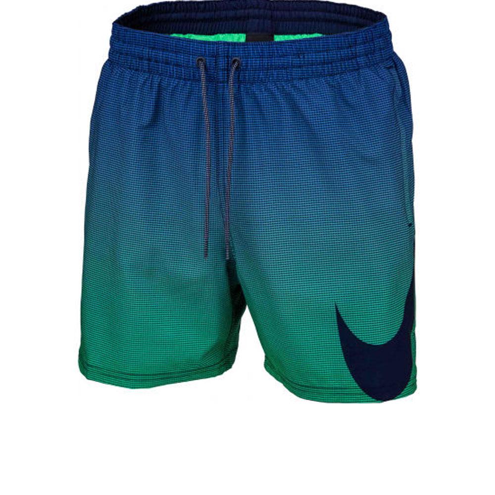 Costume Nike Blu/Verde da Uomo
