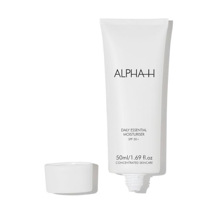 Alpha H Daily Essential Moisturiser SPF50+ 50ml