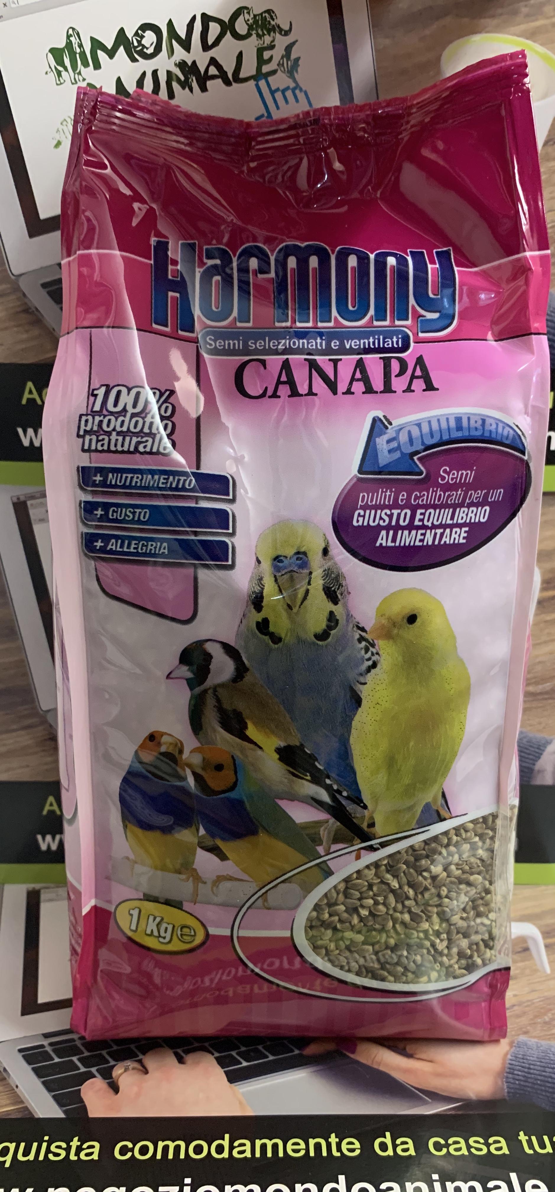 CANAPA 1kg