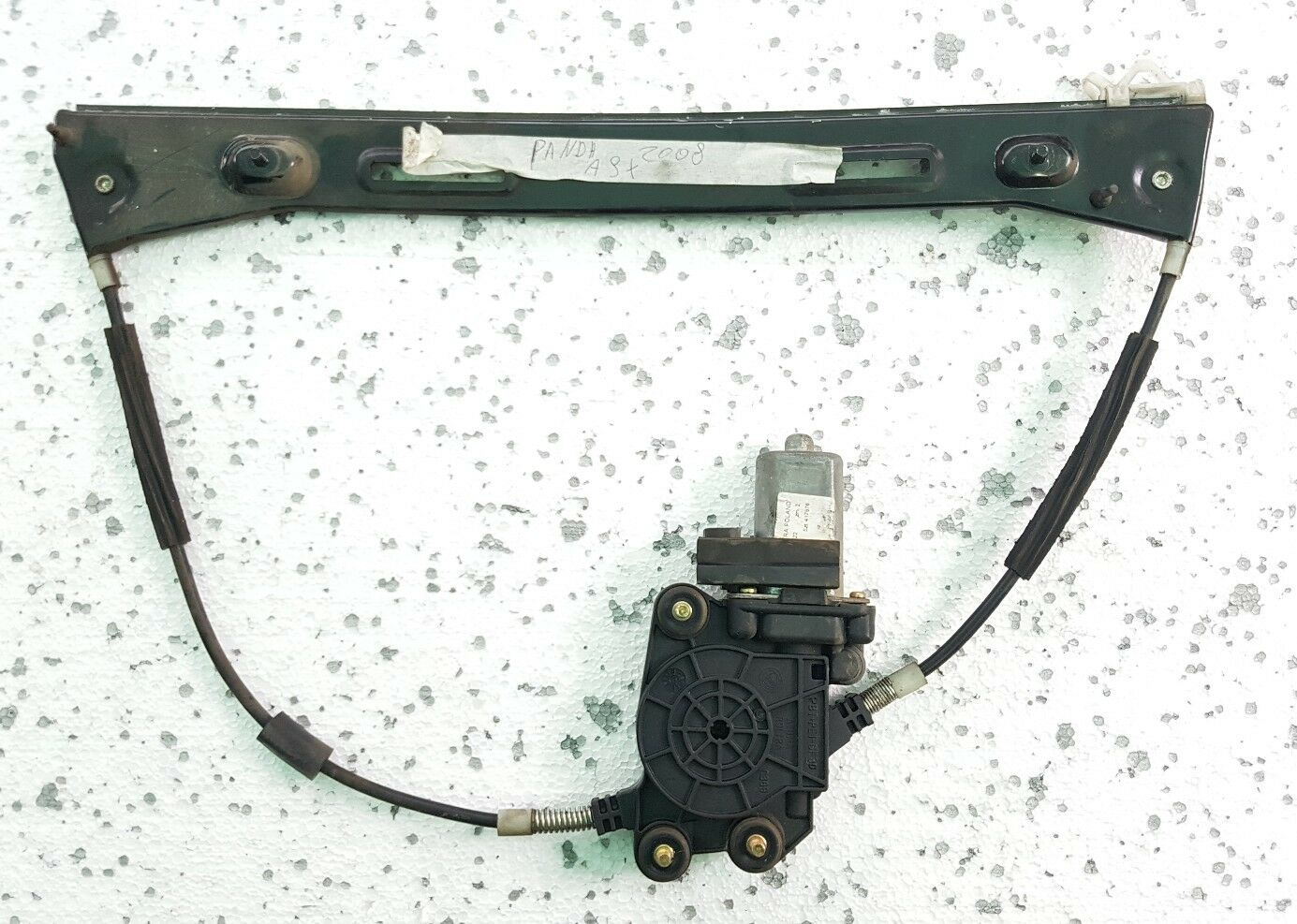 motorino elettrico alzavetro anteriore sx fiat panda dal 2004/2012 originale