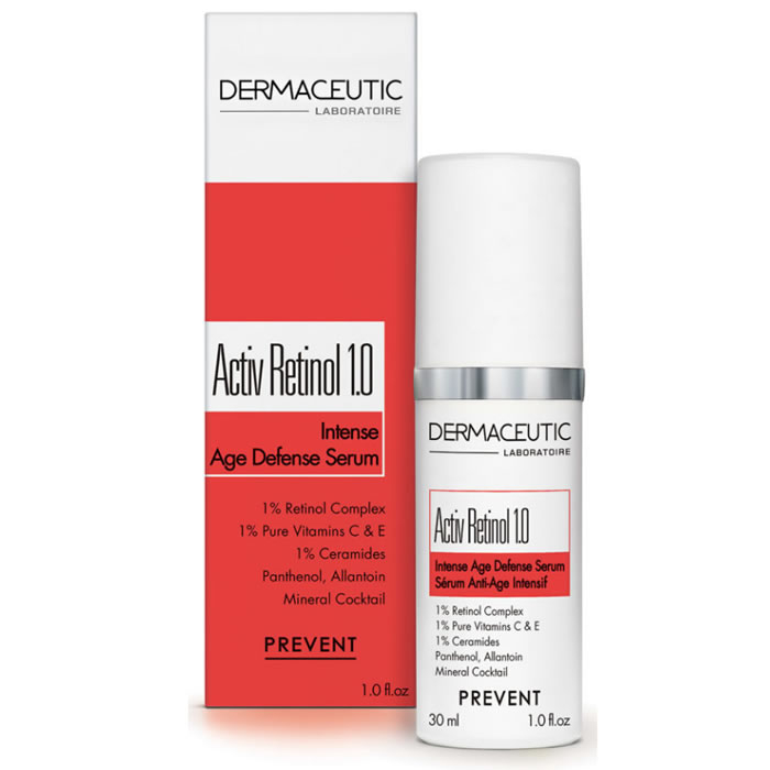 Dermaceutic Activ Retinol 1.0 Intense Age Serum 30ml
