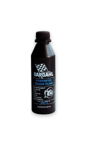 Olio Freni Sintetico Bardahl DOT 4 250ml