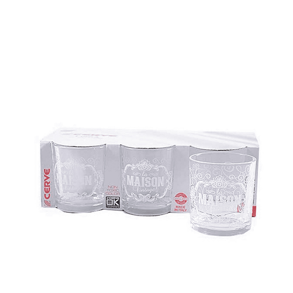 Bicchieri Maison Vintage 6 Pezzi