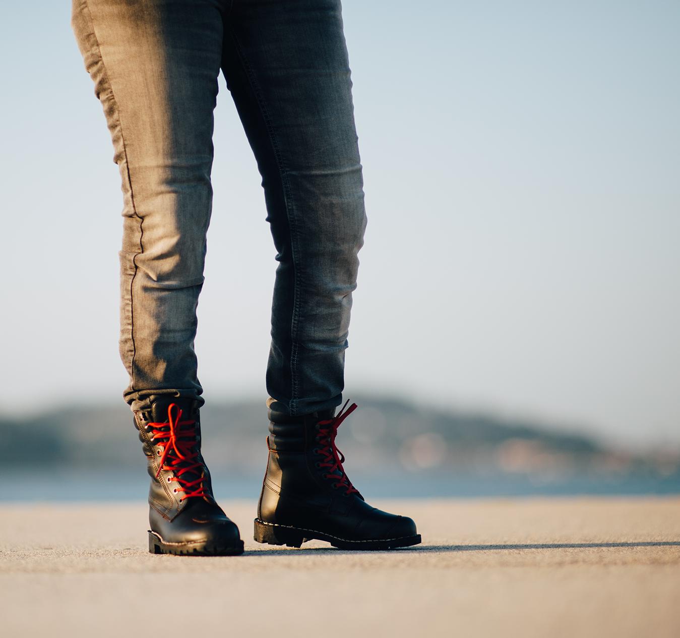 Perché i migliori stivali da moto sono così comodi?