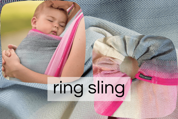 Fasce ring sling - Didymos