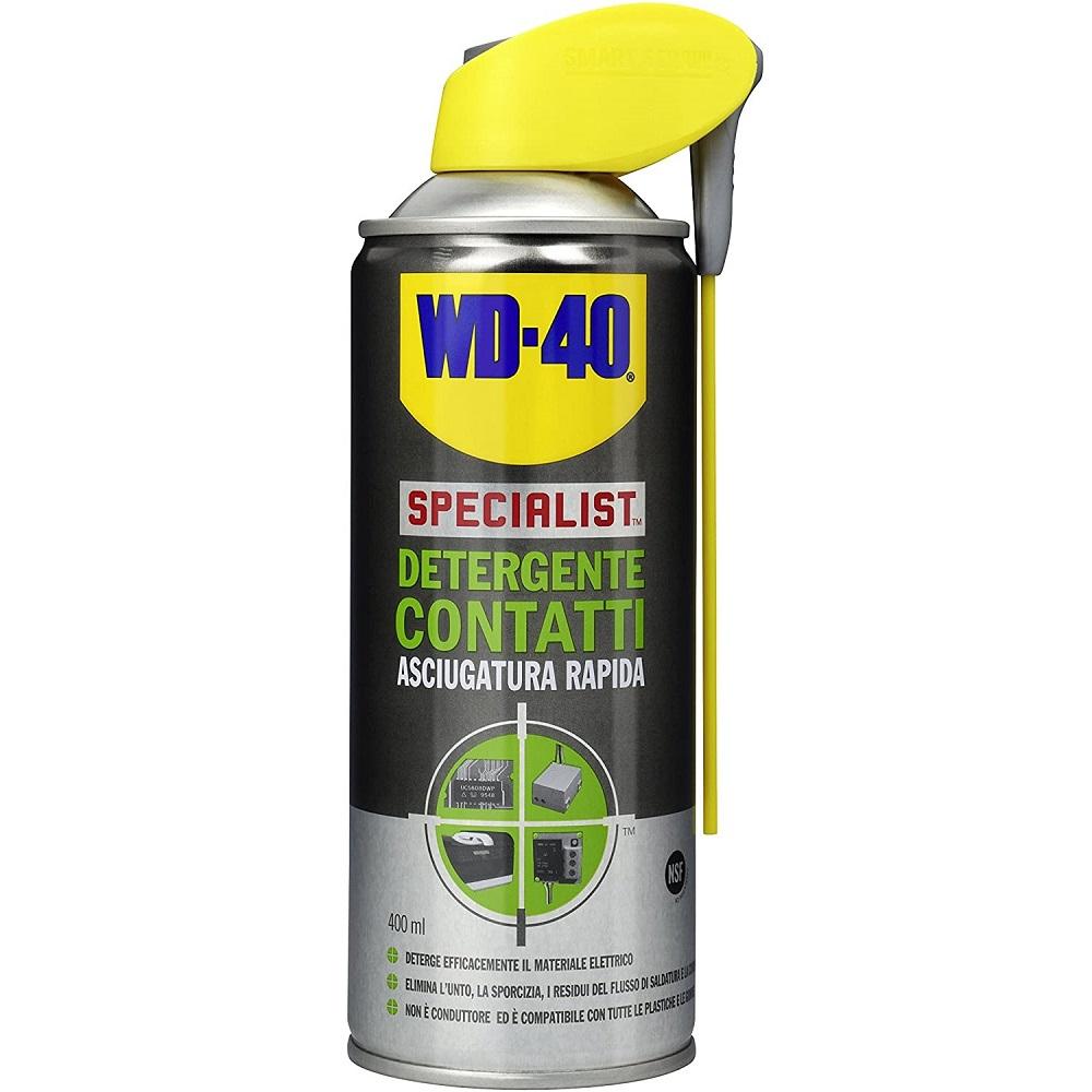 WD-40 Detergente Contatti ad Asciugatura Rapida 400ml