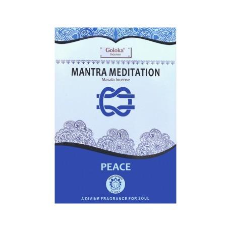 BOX INCENSO MANTRA MEDITATION