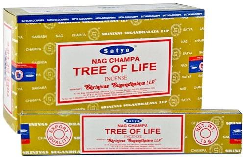 BOX INCENSO TREE OF LIFE