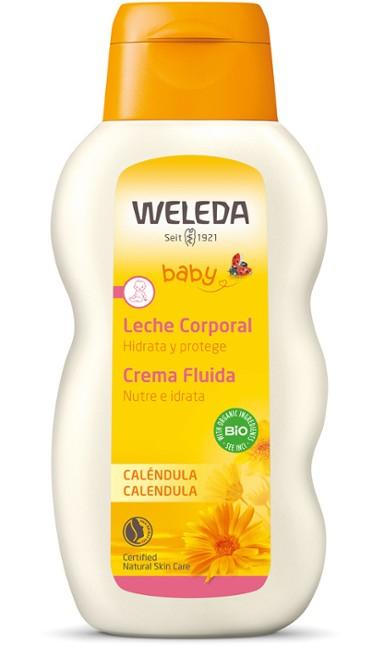 Baby - Crema Fluida CALENDULA