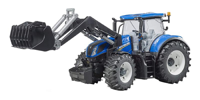 BRUDER 03121 - Agri Trattore Holland T7315