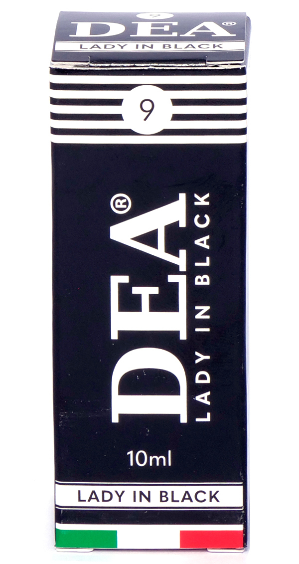 Liquido Dea Lady in Black
